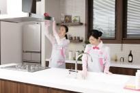 ご家庭用キッチンクリーニング