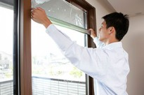 遮熱・UVカット窓用フィルム施工サービス